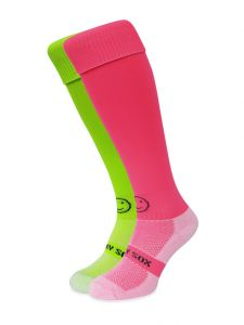 Flo Mismatch Sports Socks